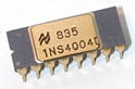 National Semiconductor 1NS4004D (INS4004D)